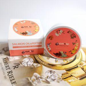 Eyenlip Salmon Oil & Peptide Hydrogel Eye Patch 84g 1