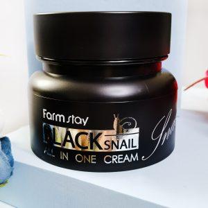 FarmStay Black Snail All In One Cream 3