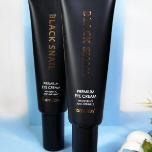 FarmStay Black Snail Premium Eye Cream 50ml 2