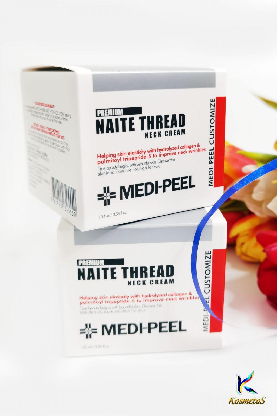 Medi Peel Naite Thread Neck Cream 100ml