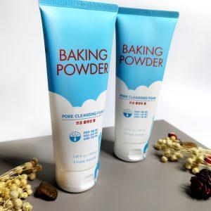 Etude House Baking Powder Pore Cleansing Foam 160ml 1