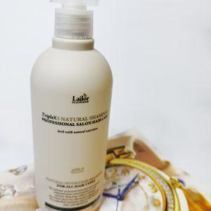 Bezsiarczanowy szampon do włosów Lador Triplex Natural Shampoo 3