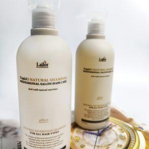 Bezsiarczanowy szampon do włosów Lador Triplex Natural Shampoo 5