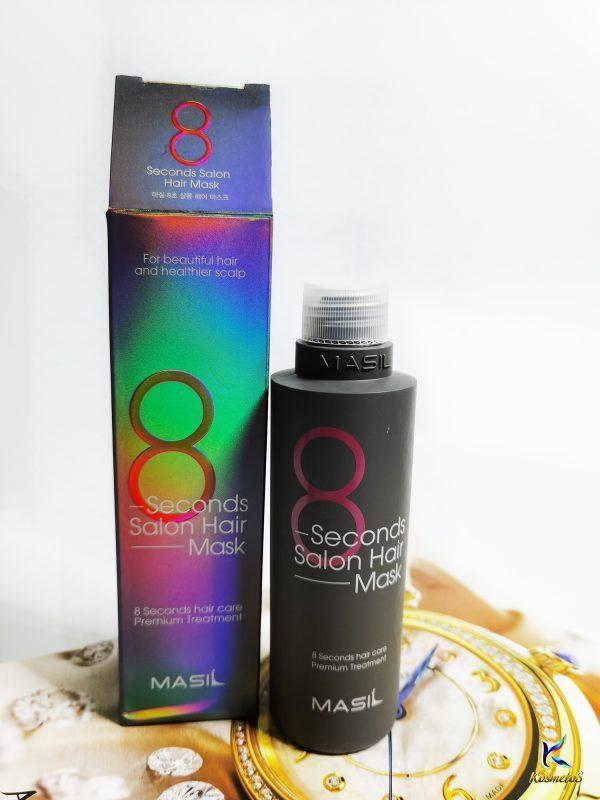 Maska do włosów, efekt salonu w 8 sekund Masil 8 Seconds Salon Hair Mask 2