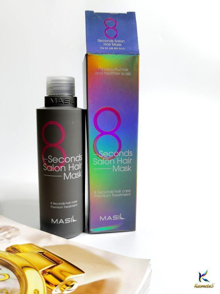 Maska do włosów, efekt salonu w 8 sekund Masil 8 Seconds Salon Hair Mask 4