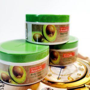 The Saem Care Plus Avocado Body Cream 1