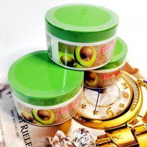 The Saem Care Plus Avocado Body Cream 4
