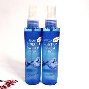 Tonik-Spray (Mist) do twarzy z kolagenem Aspasia Moist up Face mist - Collagen 1