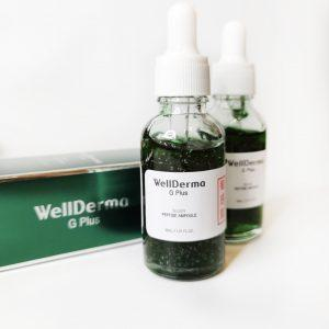 WELLDERMA G Plus Silver Peptide Ampoule 11