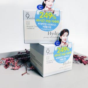 9wishes Hydra Ampule Cream 11