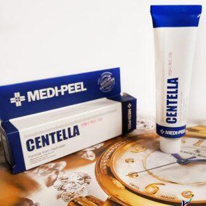 Kojący krem z wyciągiem z centelli do skóry wrażliwej Medi-Peel Centella Mezzo Cream 1