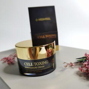 Krem odmładzający z komórkami macierzystymi Medi-Peel Cell Toxing Dermajou Cream 1