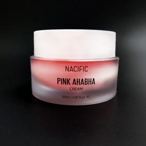 Krem regenerująco-nawilżający Nacific PINK AHABHA Cream 1