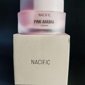 Krem regenerująco-nawilżający Nacific PINK AHABHA Cream 4