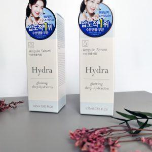 Nawilżające serum ampułkowe 9wishes Hydra Skin Ampule Serum 2