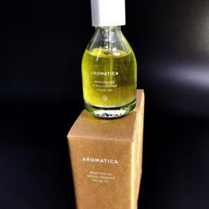 Olej z ekstraktem neroli Aromatica Organic Neroli Brightening Facial Oil 1