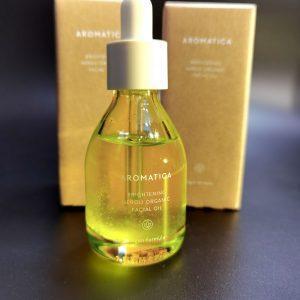 Olej z ekstraktem neroli Aromatica Organic Neroli Brightening Facial Oil 2