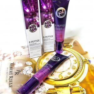Przeciwzmarszczkowy krem pod oczy z peptydami Enough 8 Peptide Sensation Pro Balancing Eye Cream 5