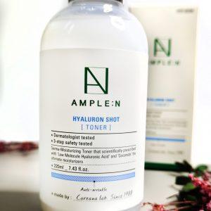 Serum hialuronowe AMPLEN Hyaluron Shot Ampoule 1