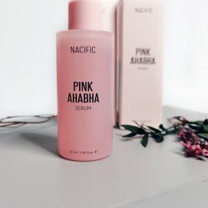 Serum regenerująco-nawilżające Nacific PINK AHA BHA Serum 11