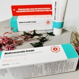 Krem leczniczy przeciw niedoskonałościom A'Pieu Madecassoside Cream 3