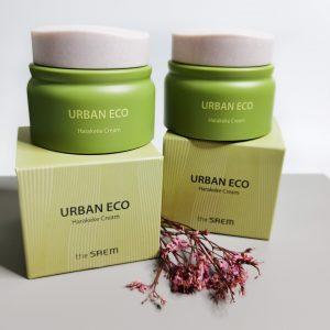 Krem odżywczy z ekstraktem z lnu nowozelandzkiego The Saem Urban Eco Harakeke Cream 2