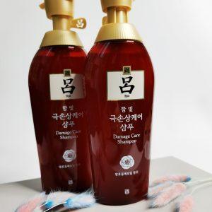 Szampon do włosów zniszczonych Ryo Hambit Damage Care Shampoo 1