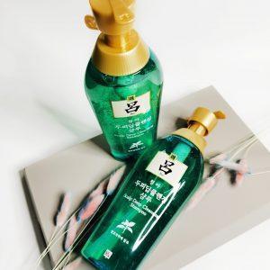 Szampon leczniczy do tłustej skóry głowy Ryo Scalp Deep Cleansing Shampoo 2