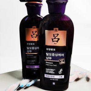 Szampon leczniczy przeciw wypadaniu włosów Ryo Jayang Anti-Hair Loss Shampoo 1