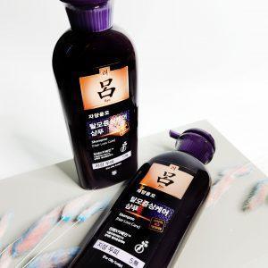 Szampon leczniczy przeciw wypadaniu włosów Ryo Jayang Anti-Hair Loss Shampoo 4