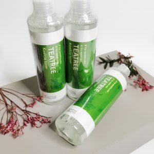 Toner z ekstraktem z drzewa herbacianego Koelcia Flower Scent Tea Tree Calming Toner 2