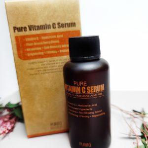 Wysoko skoncentrowane serum z witaminą C Purito Pure Vitamin C Serum 1