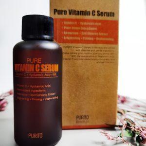 Wysoko skoncentrowane serum z witaminą C Purito Pure Vitamin C Serum 2
