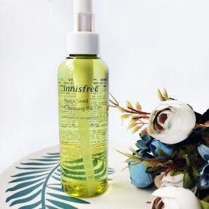 Olej Hydrofilowy Innisfree Apple Seed Cleansng Oil 1