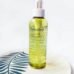 Olej Hydrofilowy Innisfree Apple Seed Cleansng Oil 2