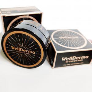 Platki odmładzające z germanem i złotem WellDerma Ge Gold Eye Mask 3