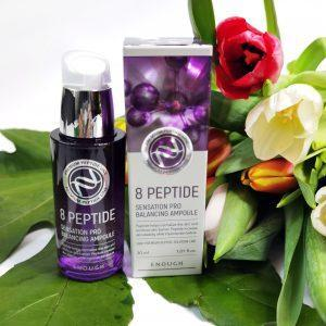 Serum do twarzy z peptydami Enough 8 Peptide Sensation Pro Balancing Ampoule 3
