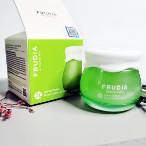 Tonik łojotokowy do twarzy Frudia Green Grape Pore Control Toner 1