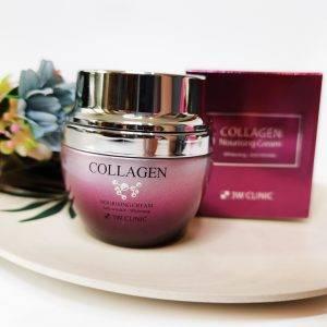 3W CLINIC Collagen Nourising Cream 1