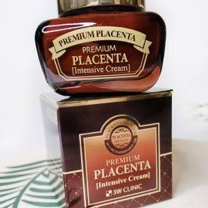 3w clinic premium placenta intensive cream 1