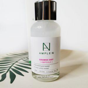 Serum ujędrniające i regenerujące z ceramidami Ample:N Ceramide Shot Ampoule 2
