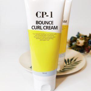 Krem pielęgnacyjny do włosów zniszczonych Esthetic House CP-1 Bounce Curl Cream 1