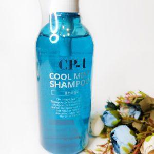 Szampon chłodzący z miętą CP-1 Head Spa Cool Mint Shampoo 1