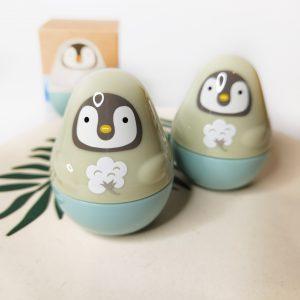 Krem do rąk z ekstraktami ziołowymi i naturalnymi olejkami Etude House Missing you Hand Cream 30ml No.Fairy Penguin 1