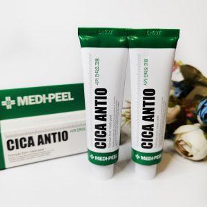 Krem regenerujący do skóry problematycznej Medi-Peel Cica Antio Cream 1