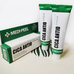Krem regenerujący do skóry problematycznej Medi-Peel Cica Antio Cream 2
