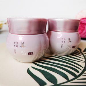 Odmładzający krem odżywczy do skóry wokół oczu Missha Misa Yei Hyun Eye Cream 1