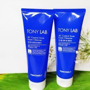 Pianka Oczyszczająca Tony Moly Tony Lab AC Control Acne Foam Cleanser 13
