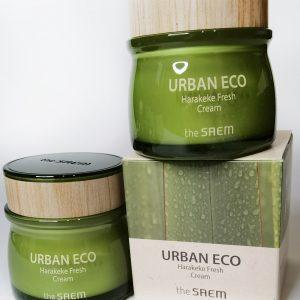 Odświeżający krem The Saem Urban Eco Harakeke Fresh Cream 1