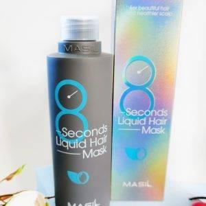Ekspresowa maska na objętość włosów Masil 8 Seconds Salon Liquid Hair Mask 1